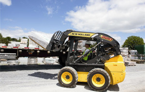 New Holland Skid Steer Loader L220