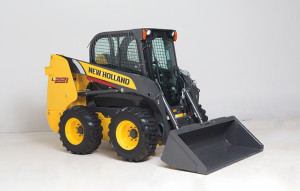 New Holland Skid Steer Loader L221