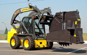 New Holland Skid Steer Loader L223