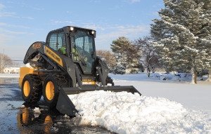 New Holland Skid Steer Loader L230