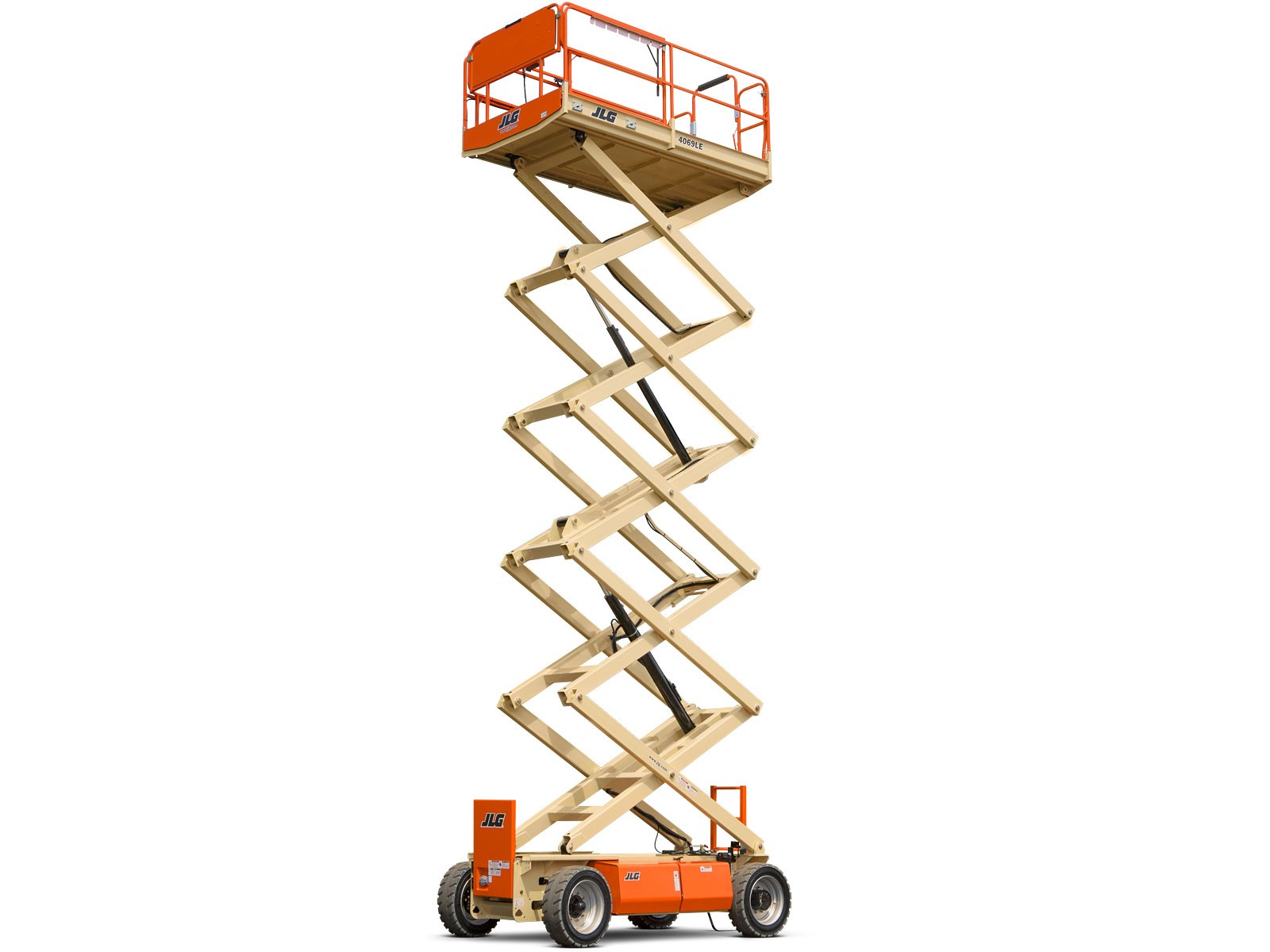 JLG Electric Scissor Lift M4069LE
