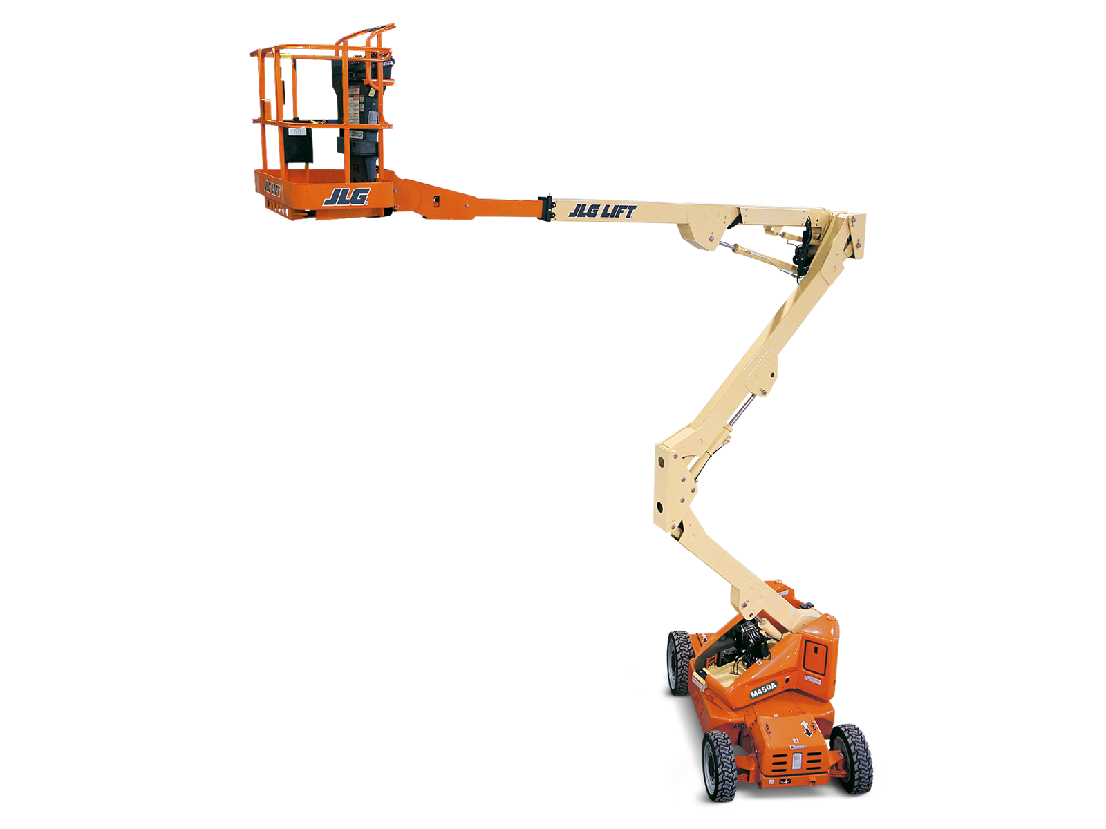 JLG Articulating Boom Lifts M450AJ