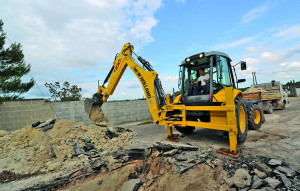 New Holland Backhoe Loaders  B110C