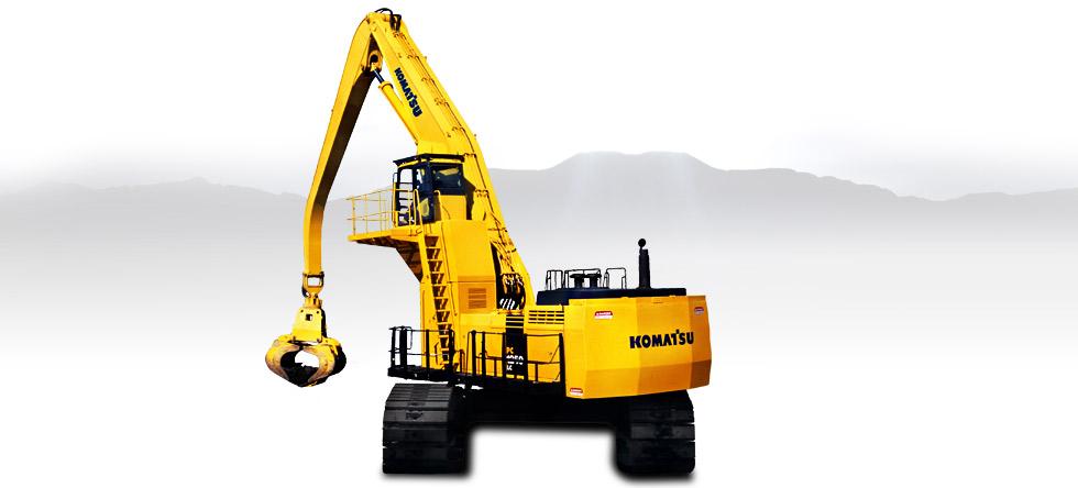 Komatsu Excavators PC1250LC-8 MH