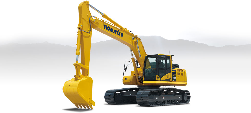 Komatsu Excavators PC290LC-11