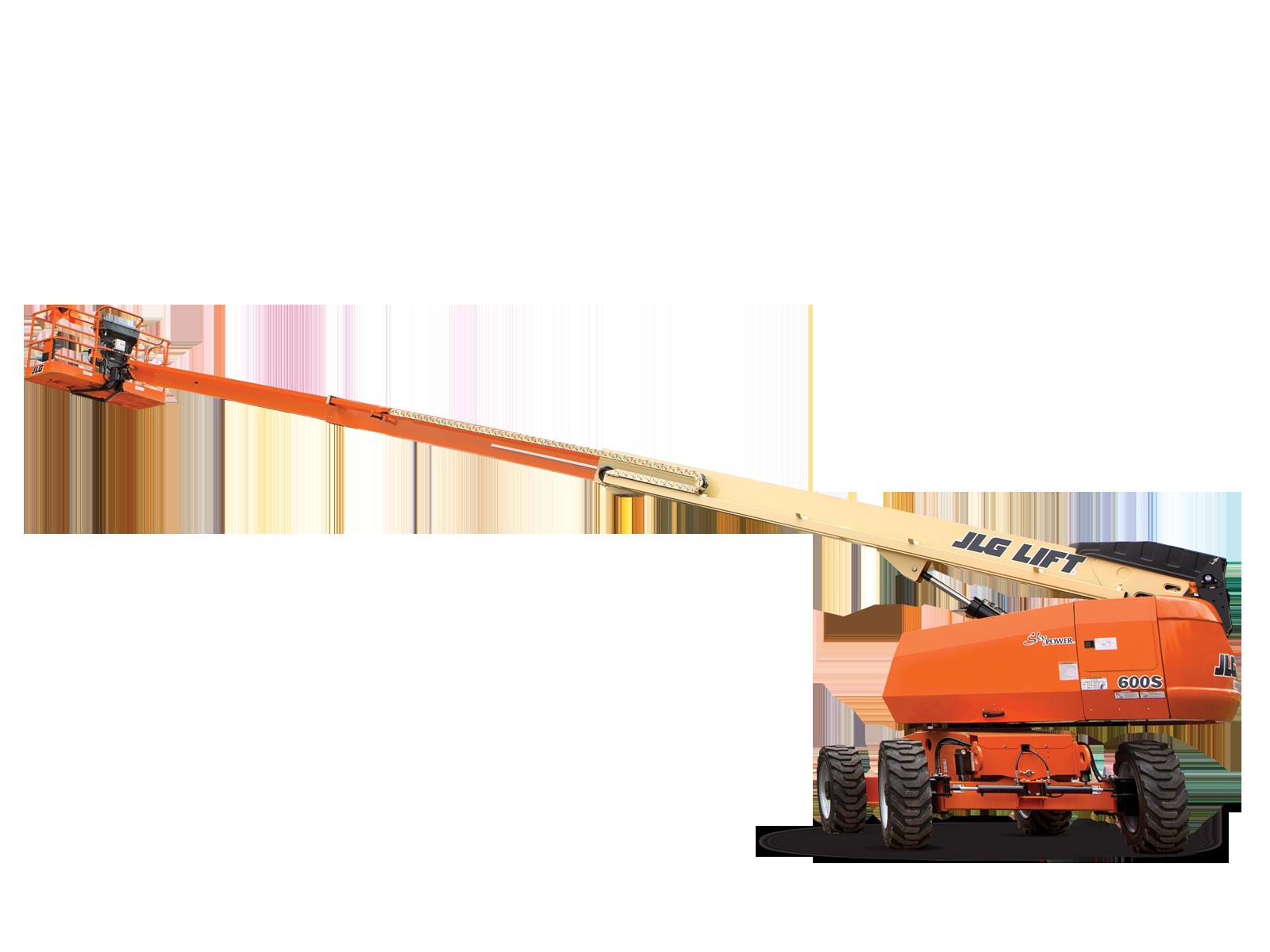 JLG Telescopic Boom Lifts 600S