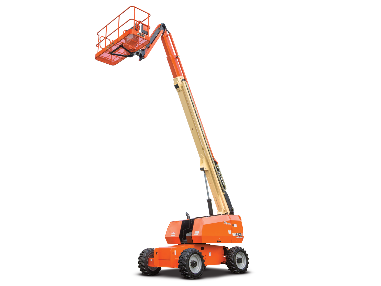 JLG Telescopic Boom Lifts 600SJ