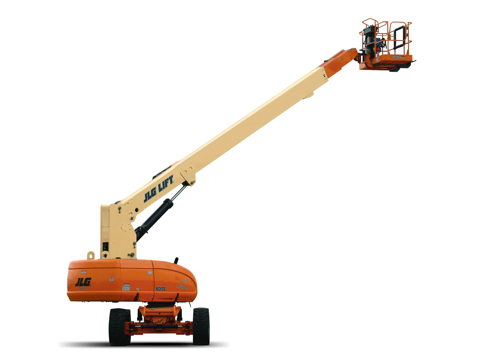 JLG Telescopic Boom Lifts 800S