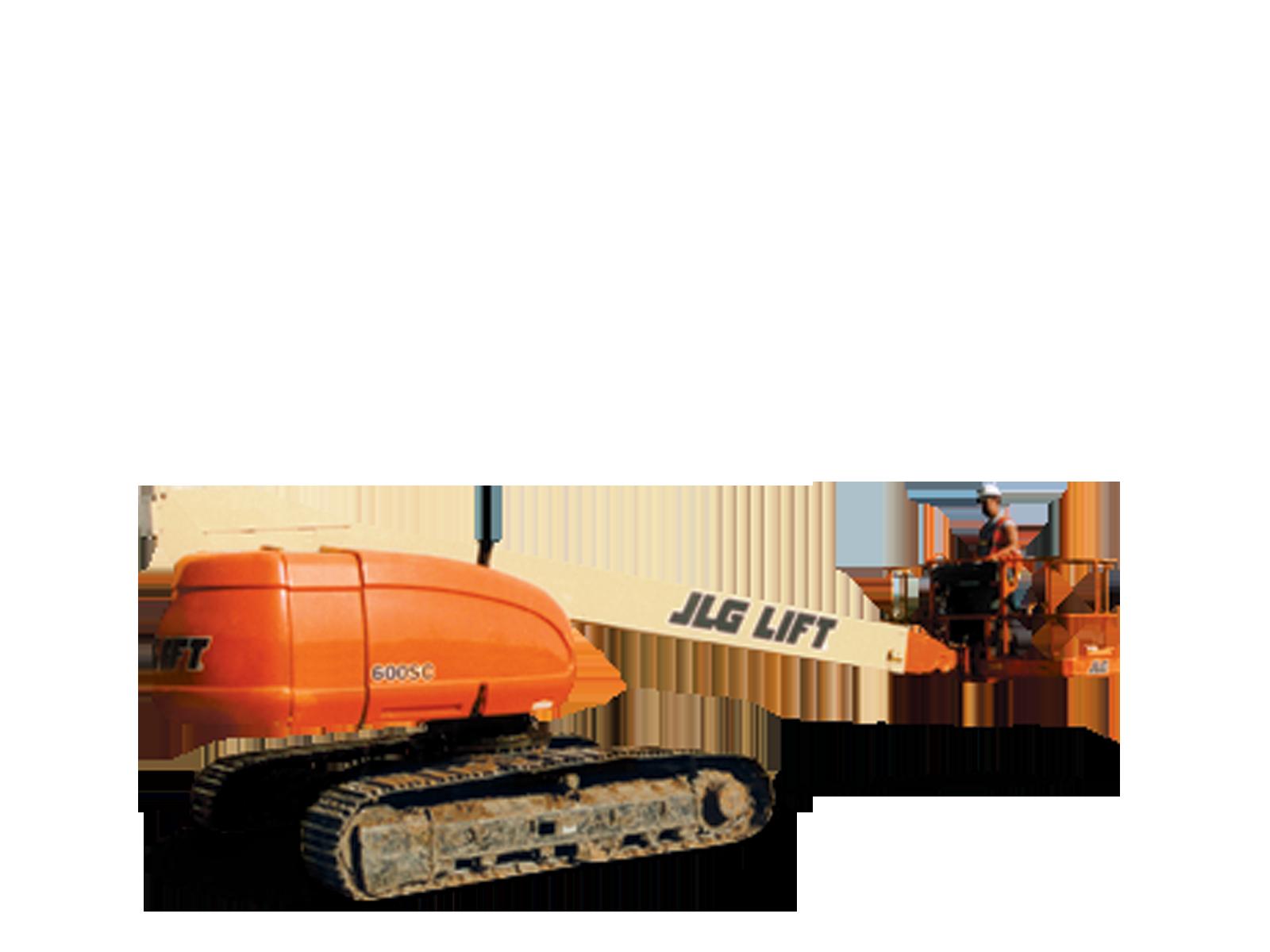 JLG Telescopic Crawler Boom Lift 600SC