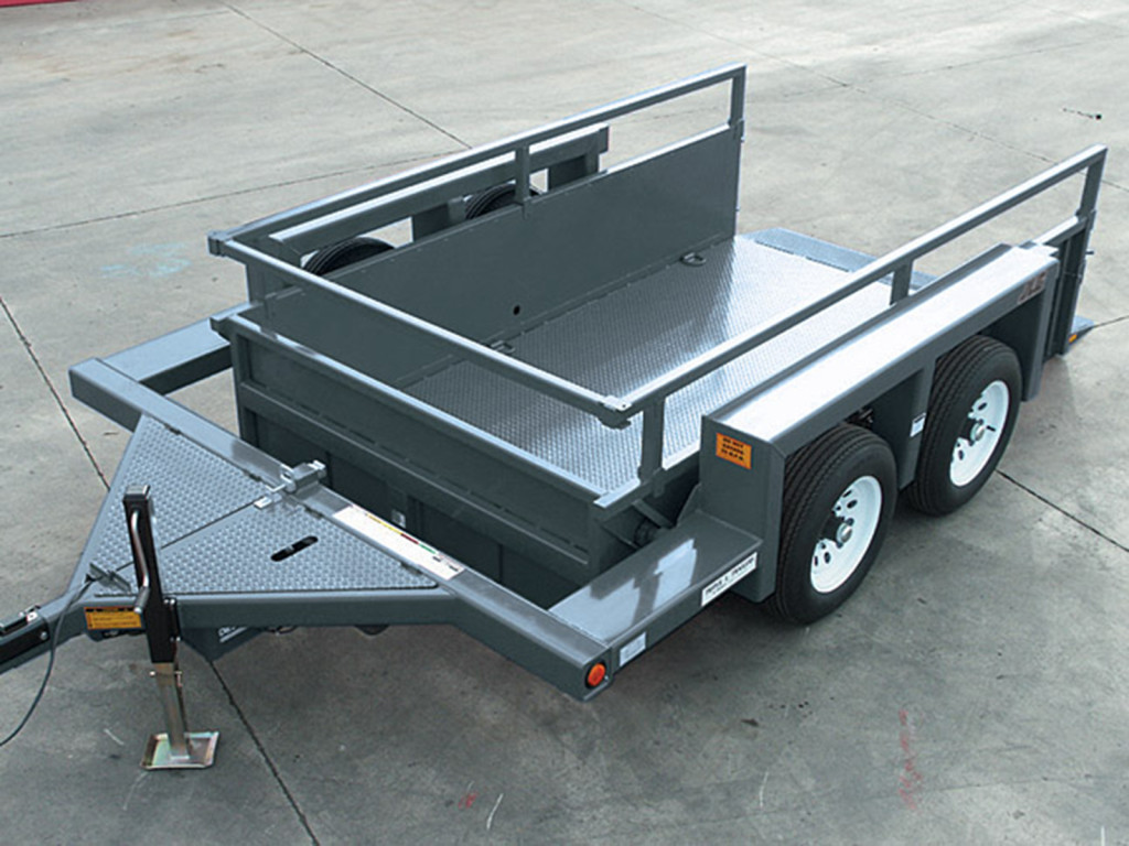 JLG Utility Trailers UT612