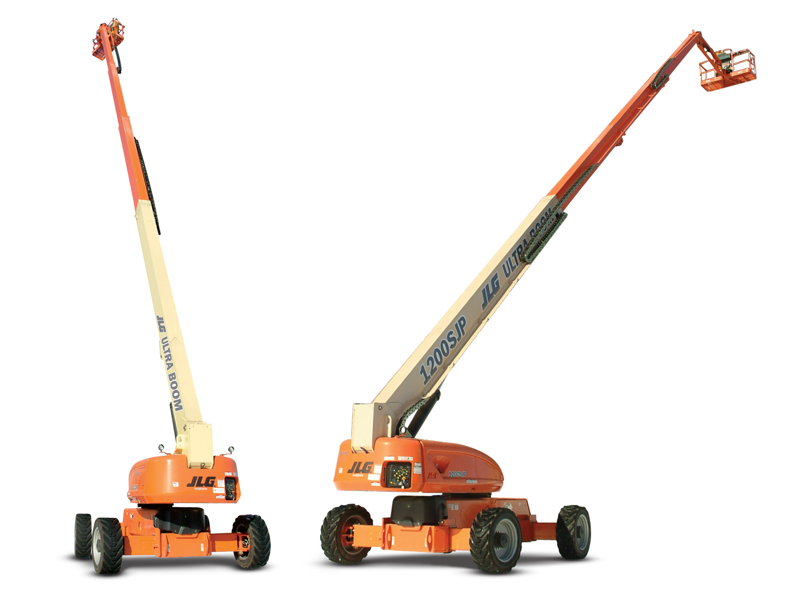 JLG Ultra Series Telescopic Boom Lift 1200SJP