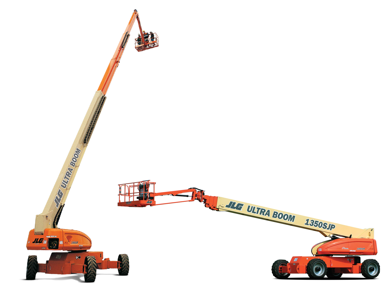 JLG Ultra Series Telescopic Boom Lift 1350SJP