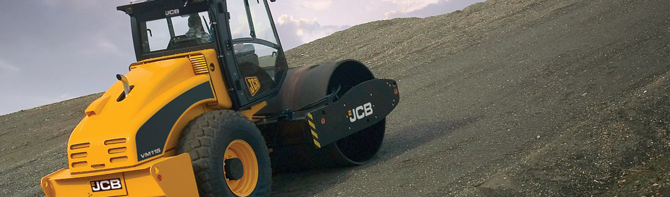JCB Compaction Equipment VM 115D