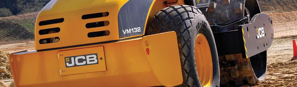 JCB Compaction Equipment VM 132PD