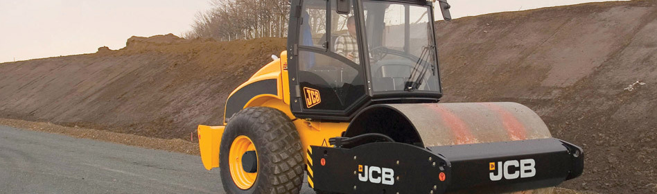 JCB Compaction Equipment VM 132D