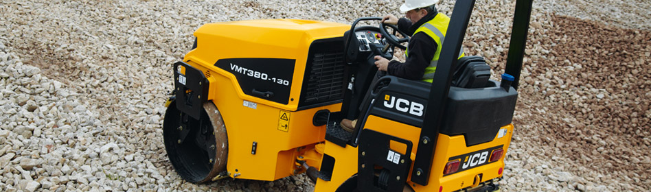 JCB Compaction Equipment VMT 380-130/140