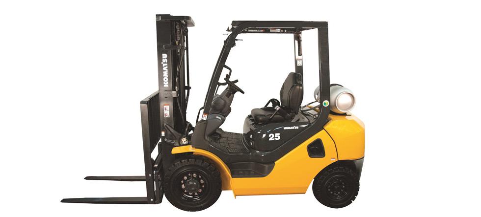 Komatsu Forklift IC Pneumatic