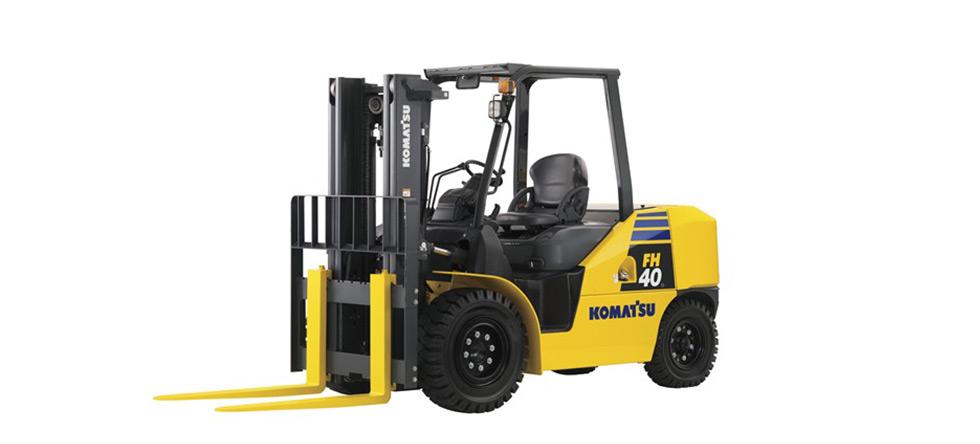 Komatsu Forklift FH Series