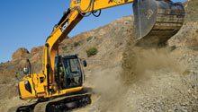 JCB Hydraulic Excavators JS145
