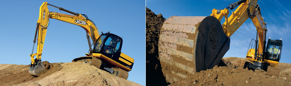 JCB Hydraulic Excavators JS190