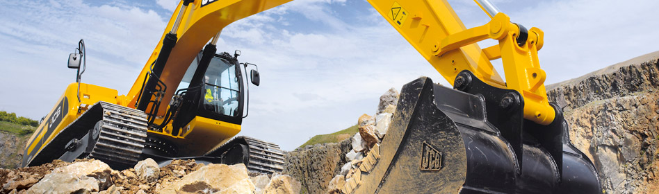 JCB Hydraulic Excavators JS360