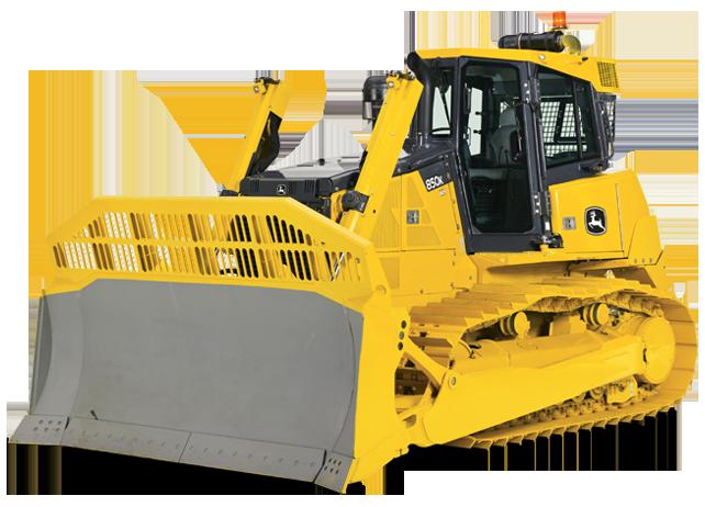 John Deere Crawler Dozers 850K WH