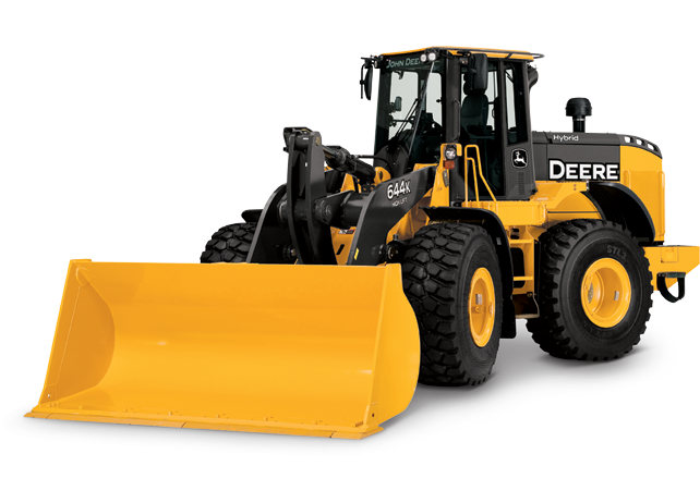 John Deere Wheel Loader 644K High Lift (Hybrid-Drive)