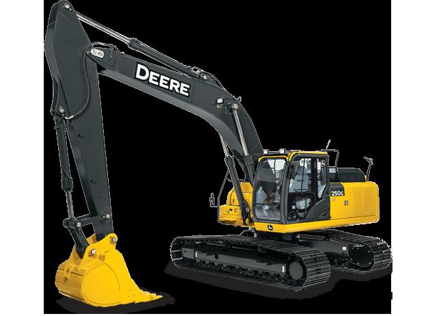 John Deere Excavators 250G LC