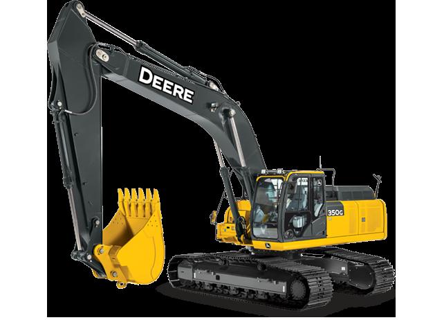 John Deere Excavators 350G LC