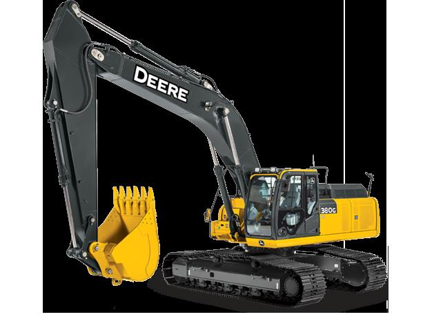 John Deere Excavators 380G LC