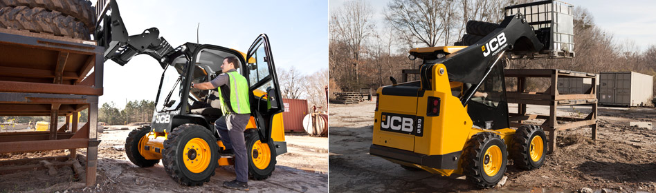 JCB Skid Steer Loaders 225