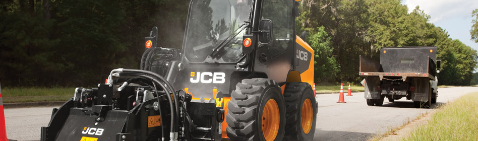 JCB Skid Steer Loaders 300