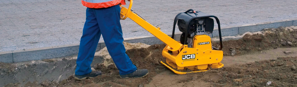 JCB Light Equipment VMP 14