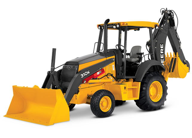 John Deere Backhoe Loaders