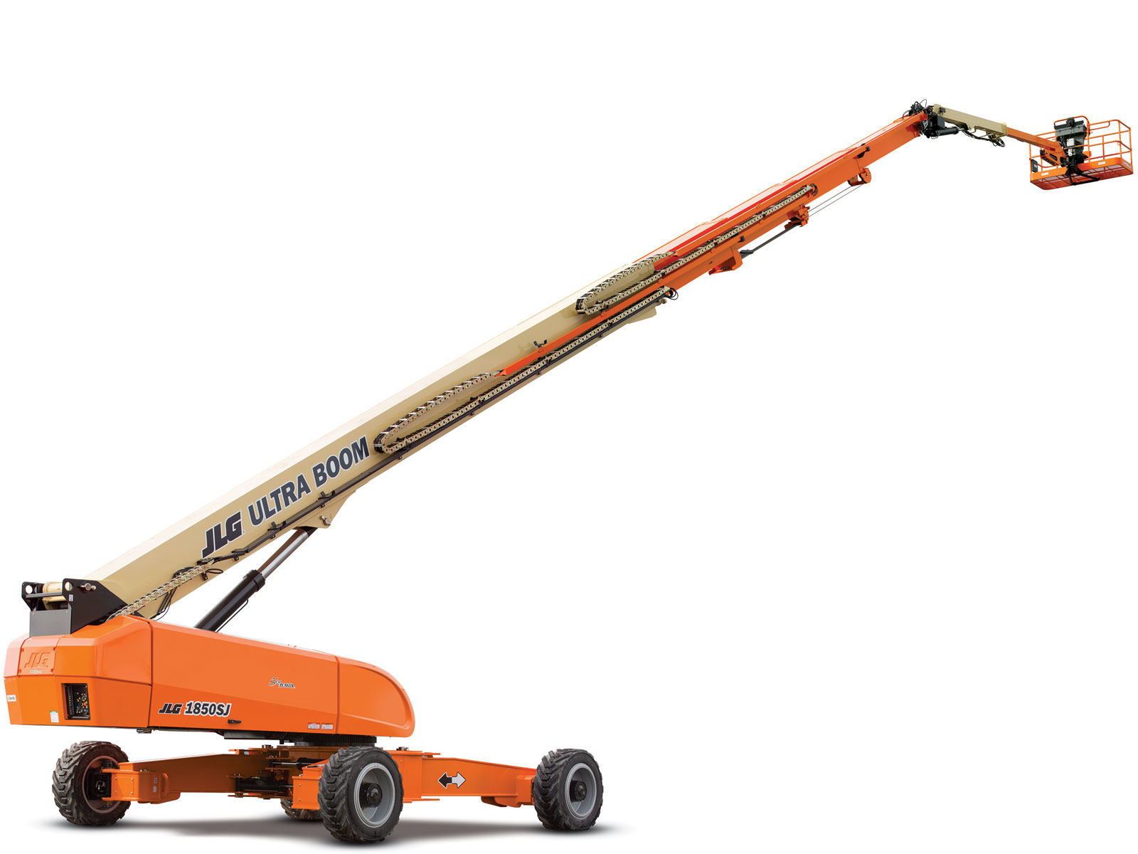 JLG Engine Powered Boom Lifts