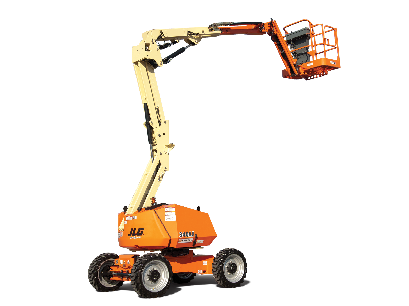 JLG Towable Boom Lifts