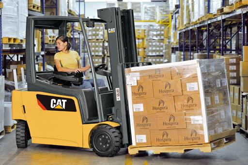 cat lift trucks pneumatic tire EP3000