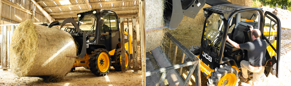 JCB Skid Steer Loaders