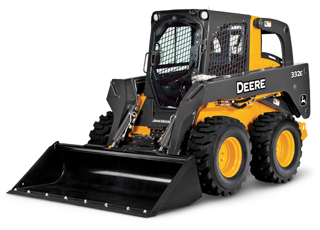 John Deere Skid Steer Loaders