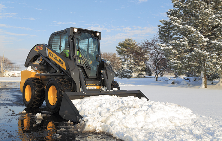 New Holland Skid Steer Loaders