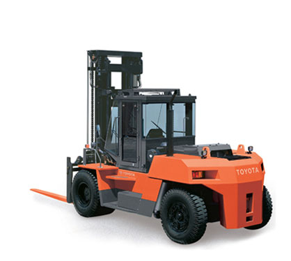 Toyota Forklift 4FD135