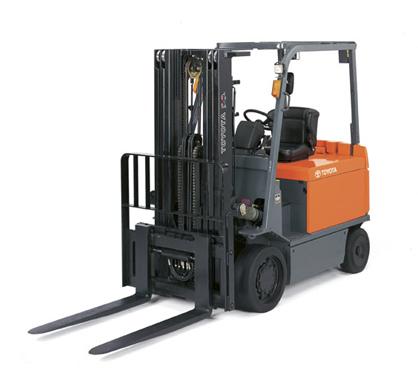 Toyota Forklift 7FBCU35