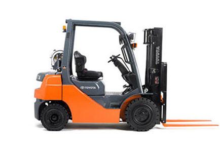 Toyota Forklift 8FDU25