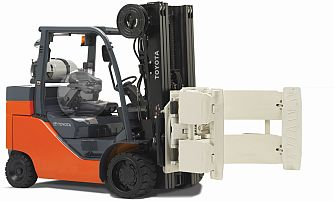 Toyota Forklift 8FGC45U BCS