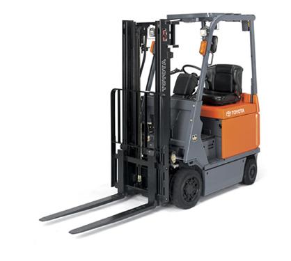 Toyota Forklifts 7FBCU15