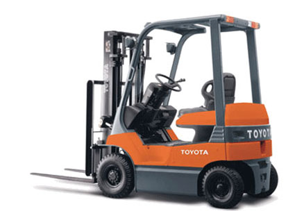 Toyota Forklifts 7FBH25