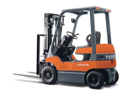 Toyota Forklifts 7FBJ35
