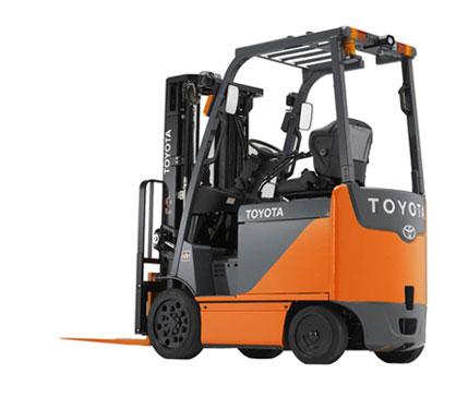 Toyota Forklifts 8FBCU25