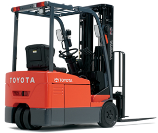 Toyota forklift 7FBEU15